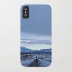 untitled iPhone X Slim Case