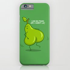 One sASSy pear! Slim Case iPhone 6s
