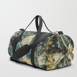 Shattered Crystal Duffle Bag
