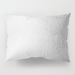 Moonlight Silver Pillow Sham