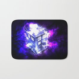 Tardis Light Bath Mat