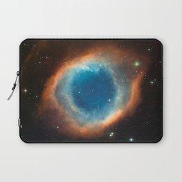 God's Eye Nebula Deep Space Telescopic Photograph No. 2 Laptop Sleeve