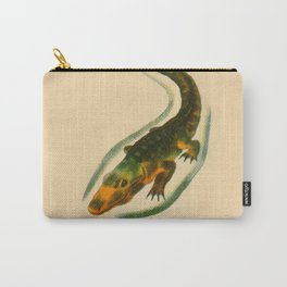 A is for Alligator Carry-All Pouch