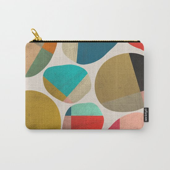 Playful Stones Carry-All Pouch