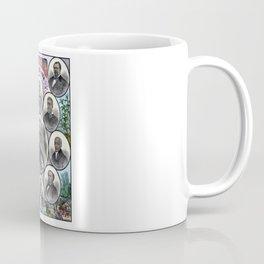Distinguished Colored Men Coffee Mug