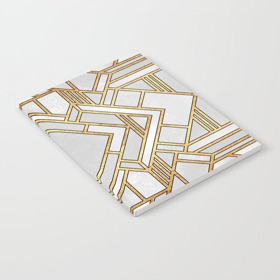 Art Deco 1 Notebook