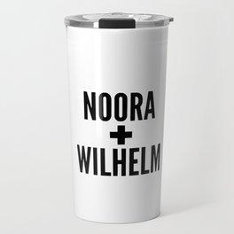 Noora Wilhelm Travel Mug