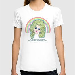 If you want the rainbow.... T-shirt