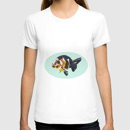 Ranchu goldfish T-shirt