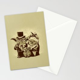 a (very) long time ago Stationery Cards