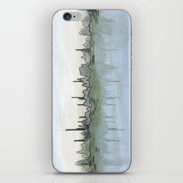 The Farthest Land iPhone Skin