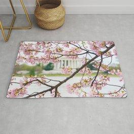 Jefferson through the Blossoms Rug