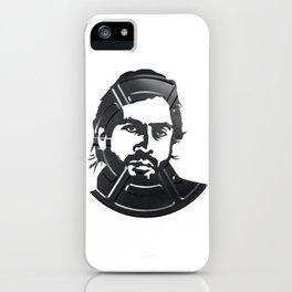 Javier Bardem iPhone Case