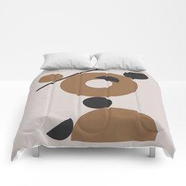Sculpture III Comforters