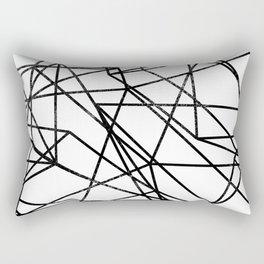 line /Agat/ Rectangular Pillow