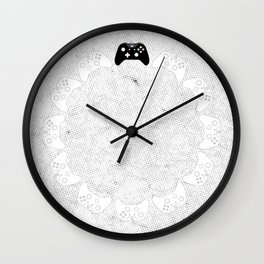 Xbox One Controller Wall Clock