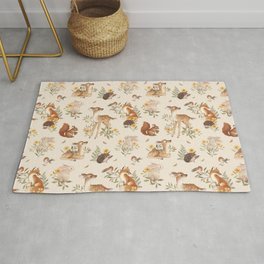 Meadow Friends Rug