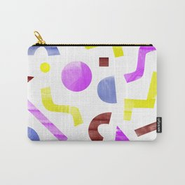 squiggles eighties Carry-All Pouch