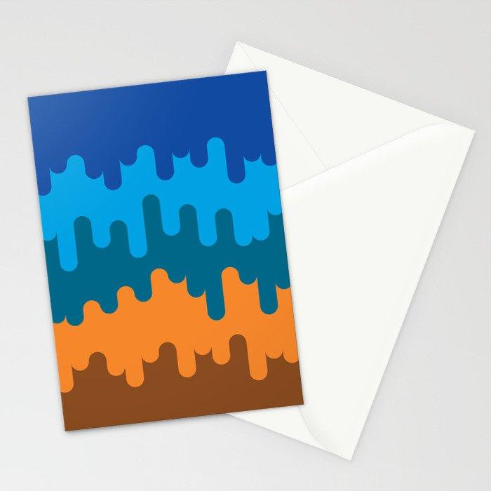 British Summer Stationery Cards