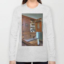 1930`s Kitchen Long Sleeve T-shirt