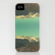 good afternoon mountains Slim Case iPhone (4, 4s)