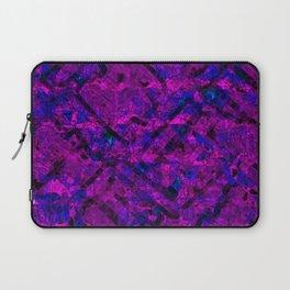 Vitrage (Purple) Laptop Sleeve