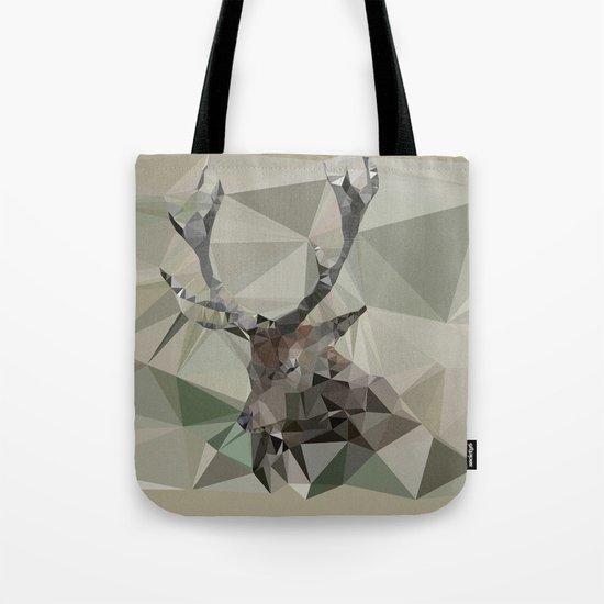 Cervus Elaphus Tote Bag