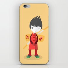 Little Ninja iPhone & iPod Skin