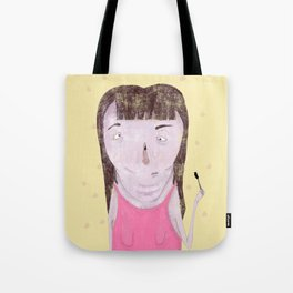 Mascara Problems Tote Bag