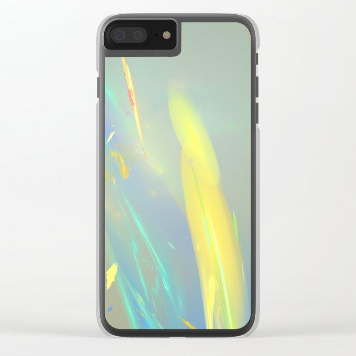 creative Clear iPhone Case