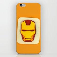 Ironman iPhone & iPod Skin