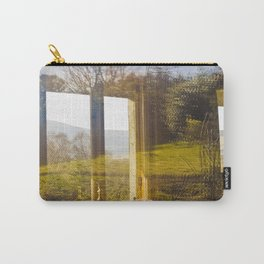 Wicklow Window  Carry-All Pouch