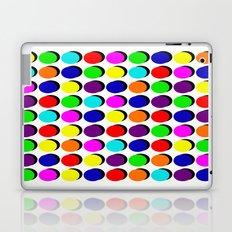 Pick A Colour, Push A Button Laptop & iPad Skin