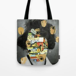 Gala mit Gipskof + Tote Bag