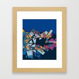 9720 Framed Art Print
