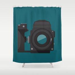 Camera Series: ETR Shower Curtain