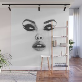 Catwoman Wall Mural