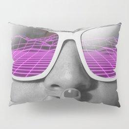 80s Girl Pillow Sham
