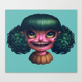 Charmaine Canvas Print