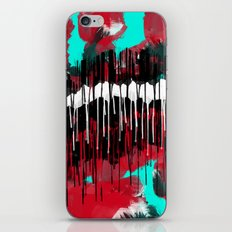 Run From What You Need iPhone & iPod Skin