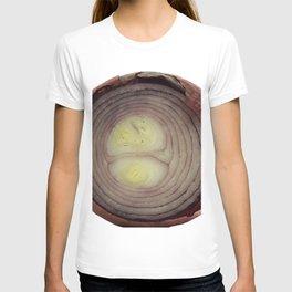 Onion work T-shirt