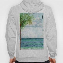 Peaceful Mexico Beach Hoody