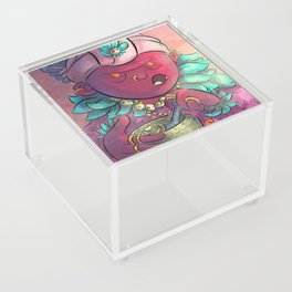 Voodoo Queen Acrylic Box