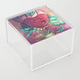 Voodoo Queen Acrylic Box