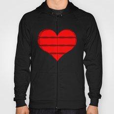 Heart Illusion Hoody