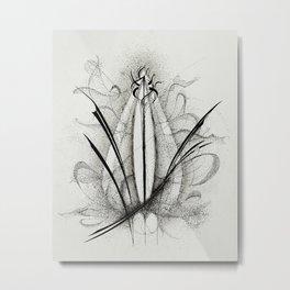 Flame of Wisdom Metal Print