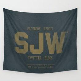 SJWs Wall Tapestry