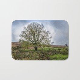 Single Exmoor Tree Bath Mat