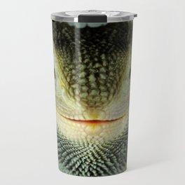 Shadowy Zero Beared Dragon Travel Mug