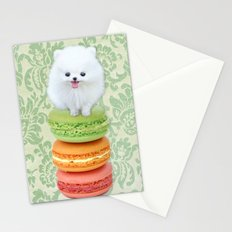Mt. Macarone Stationery Cards